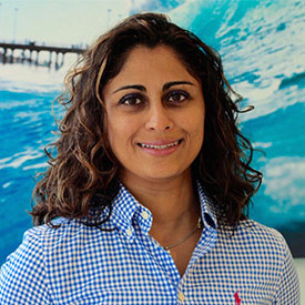 meet dr shreena patel